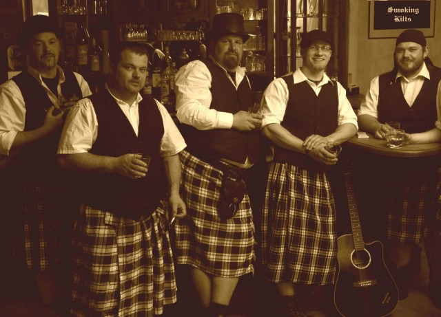 Smoking Kilts