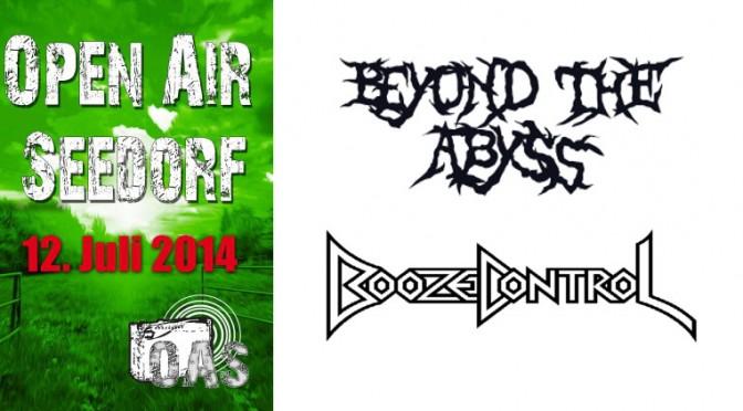 Die Bands 2014 – Teil 1!
