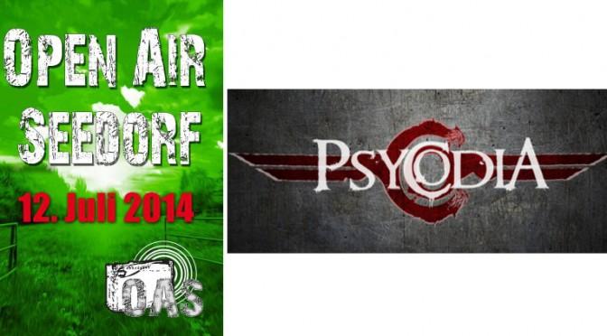 Die Bands 2014 – Teil 3!