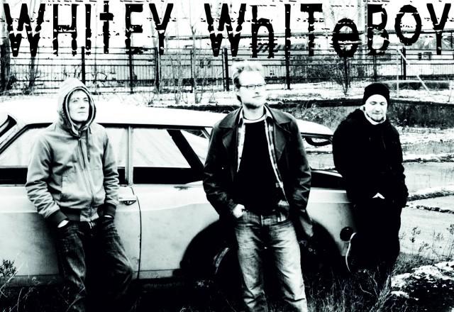 Whitey Whiteboy - Bandfoto