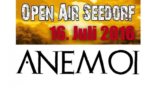 Der Countdown der Bands beginnt……10,9,8,7: ANEMOI!