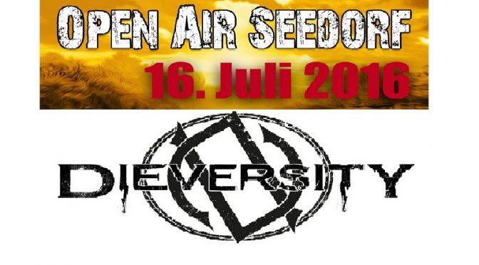 Modern Metal aus Franken…..7,6,5,4: DIEVERSITY!