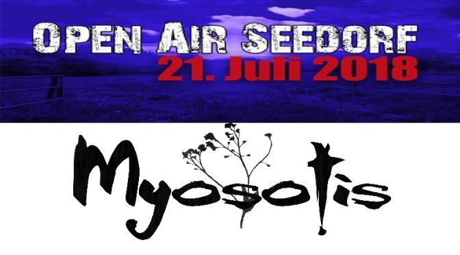 Die fünfte Band 2018: Myosotis aus Hamburg
